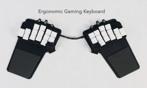 Shortcut Gaming Keyboard